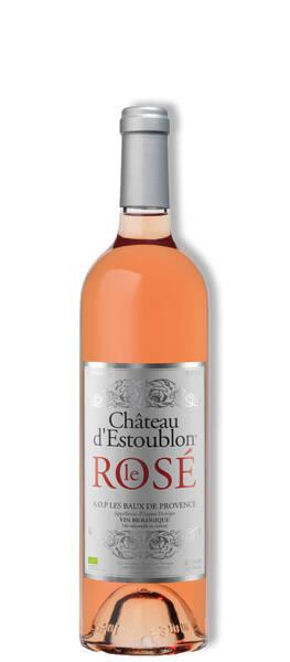 Château d'Estoublon - Rosé Château d'Estoublon 2018