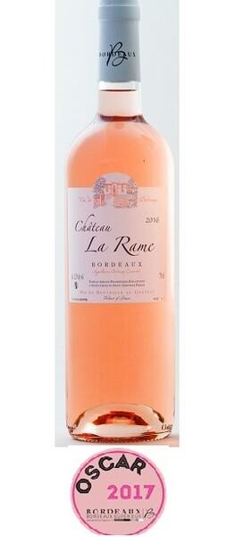 Château La Rame - Château La Rame (rosé)