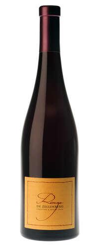 pinot noir  de zellenberg cuvée moréote