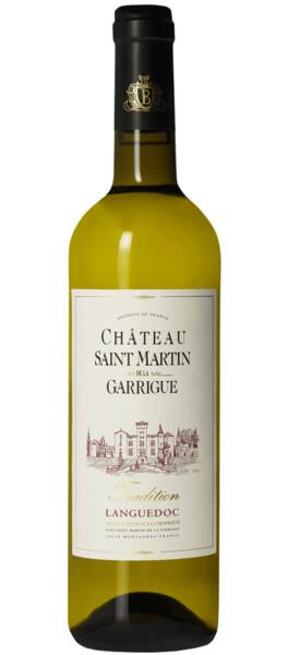 Chateau Saint Martin de la Garrigue - Tradition Blanc