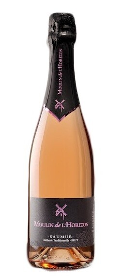 Saumur Rosé Brut - Méthode Traditionnelle