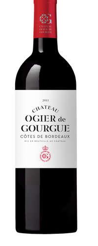 Château Ogier de Gourgue 2011