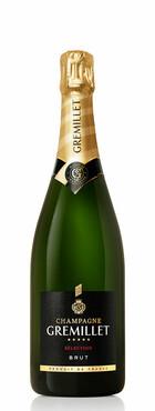 Champagne Gremillet - Brut Sélection