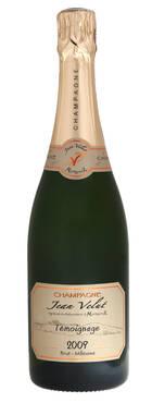 Champagne Velut - Témoignage 2009