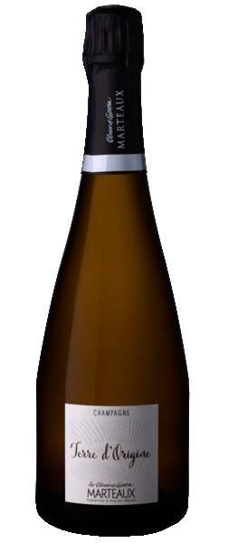 Champagne Olivier et Laetitia Marteaux -  Terre d'origine