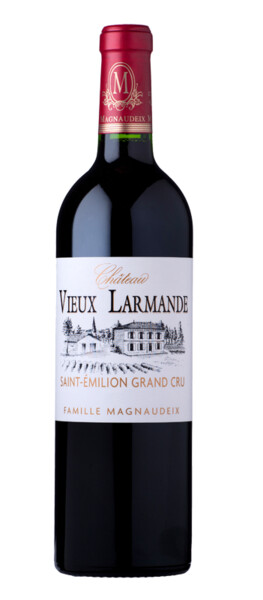 Vignobles Magnaudeix - Château Vieux Larmande - Rouge - 2016