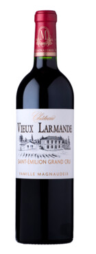 Vignobles Magnaudeix - Château Vieux Larmande