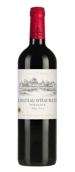 Vignobles Ducourt - Château d'Haurets Rouge