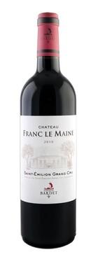 Les Vignobles Bardet - Château Franc Le Maine