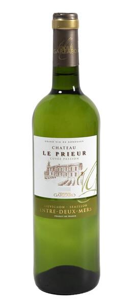 Vignobles Garzaro - Château Le Prieur Blanc Cuvée Passion