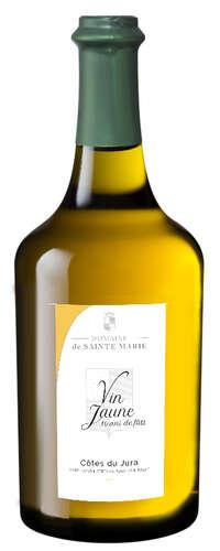 vin jaune plus de 10 ans de fûts