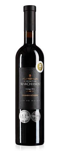 secret  marchands, vin doux naturel. aop maury