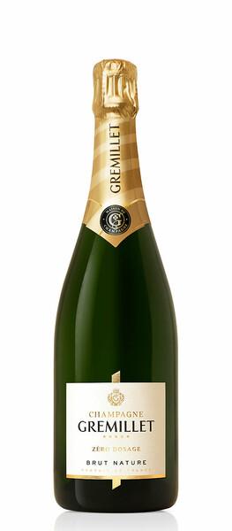 Champagne Gremillet - Brut Nature Zéro Dosage