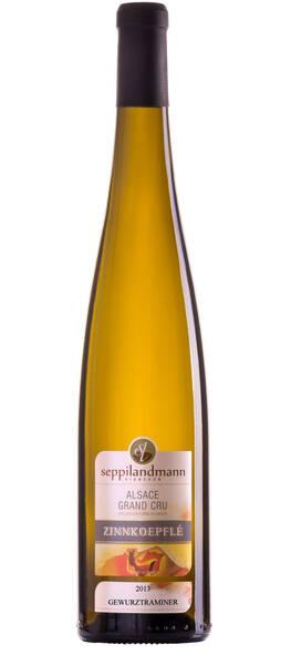 Domaine Riefle-Landmann - Seppi Landmann - Alsace Grand Cru Zinnkoepflé Gewurztraminer Demi-sec