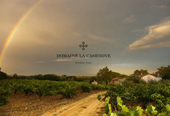 Au milieu du Domaine La Casenove