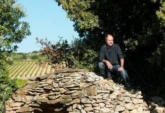 Jean Paul Tollot au Domaine