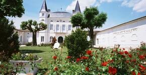 Château Caillou(Bordeaux) : Visite & Dégustation Vin