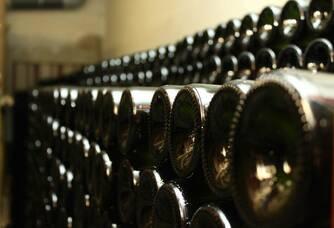 La cave du Champagne Rousseaux-Batteux