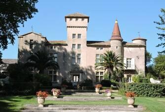La propriété du Château Saint-Martin de la Garrigue