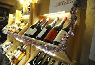 Les bouteilles du Domaine de la Bastide Jourdan