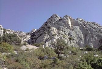Mas rocheux au domaine Vents du Sud