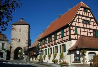Maison historique de la Famille Hauller