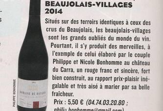 Figaro magazine de septembre 2016