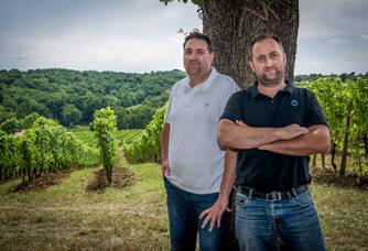 Yann et Karl Todeschini