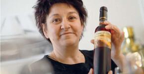 Domaine Annie Sauvat - Annie et sa cuvée