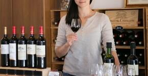 Adrienne-Jennifer ROSKAM - Oenotourisme Château Cantenac