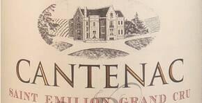 Château Cantenac (Grand Vin) Saint-Emilion Grand Cru