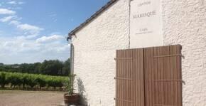 Château Maresque(Sud-Ouest) : Visite & Dégustation Vin