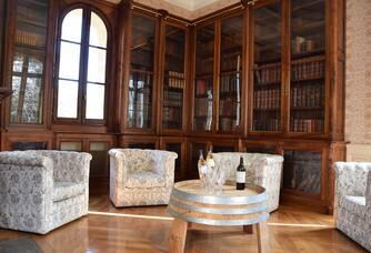 Château Capion - Un salon
