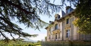 Domaine de Baronarques - Le château