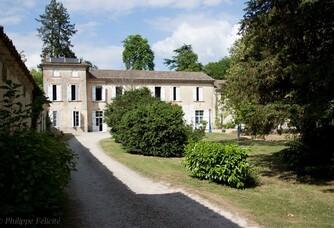 Château de l'Hurbe - Le château