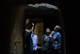 Domaine de Poulvarel - Visite des caves