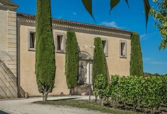 Château Cadet-Bon - Le château