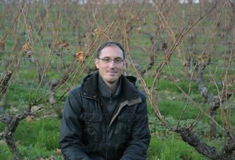 Damien Jouin du Clos du Beugnon
