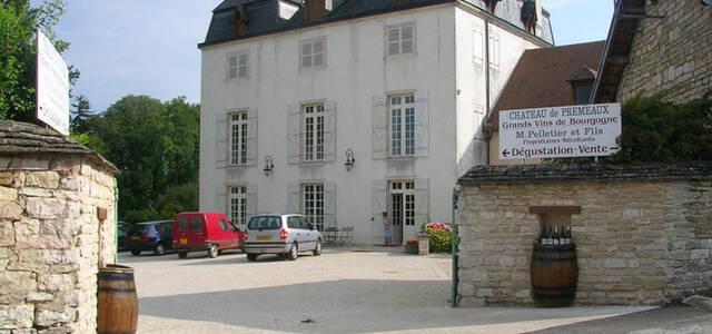 Château de Premeaux