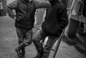 Quentin et Gino Cecchini