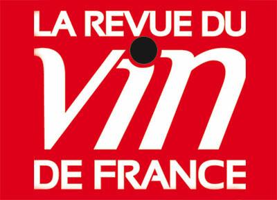 logo La revue du vin de France
